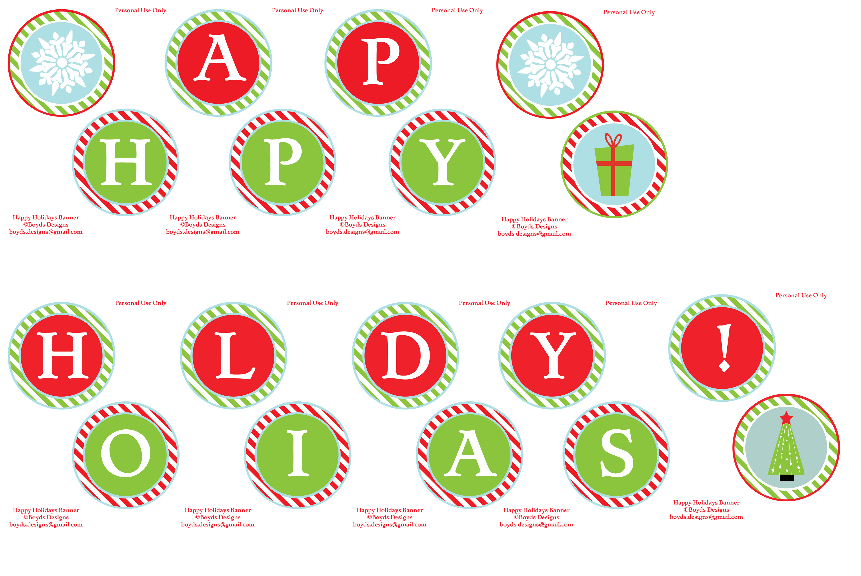 picture relating to Printable Christmas Banner named Printable Xmas Banner Merry Xmas And Content Refreshing